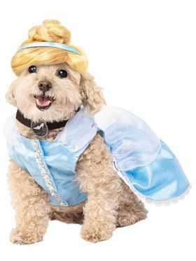 Cinderella Costume For Pets