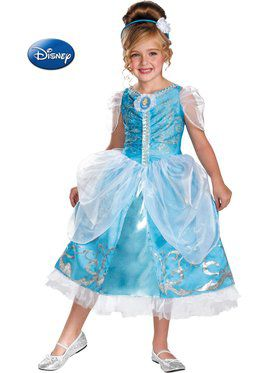Cinderella Sparkle Childrens Costume