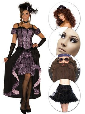 Bearded Circus Lady Kit Brown