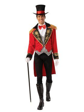 Circus Man Costume for Adults