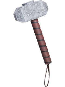 Classic Adult Sized Thor Hammer