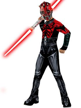 Classic Darth Maul Child Costume