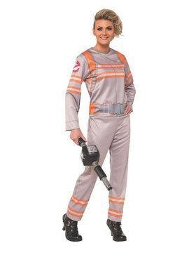 Womens Classic Ghostbuster Costume
