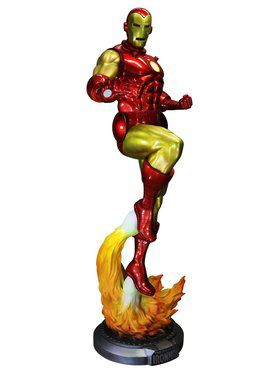 Classic Iron Man Life Size Collectible Statue