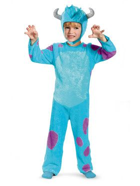 Classic Monsters Inc. Sully Toddler Costume