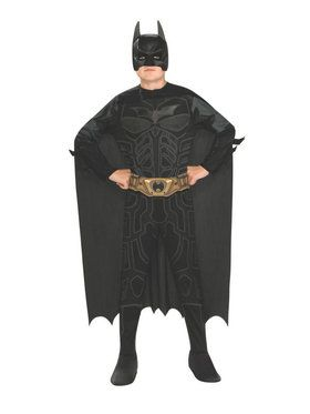 Classic Tween Deluxe Batman Costume