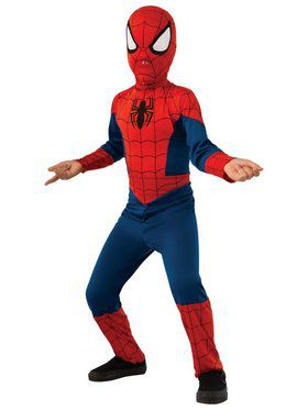 Ultimate Spiderman Classic Kids Costume