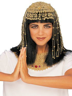 Cleopatra Headpiece Adult