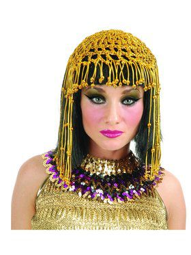 Women's Egyptian Cleopatra Wig
