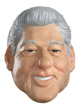 Clinton Mask Adult