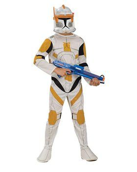 Clone Trooper Commander Cody Child Costume