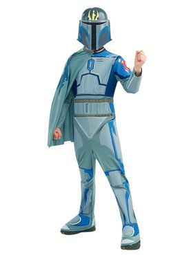 Star Wars Clone Wars - Pre Vizsla Trooper Costume