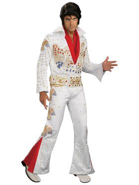 Collector Adult Elvis Costume
