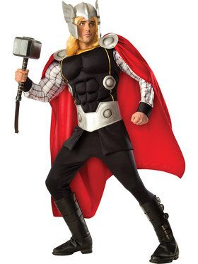 Collector Marvel Universe Thor Men's Costume
