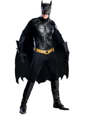 Collectors Edition Batman Men's Costume
