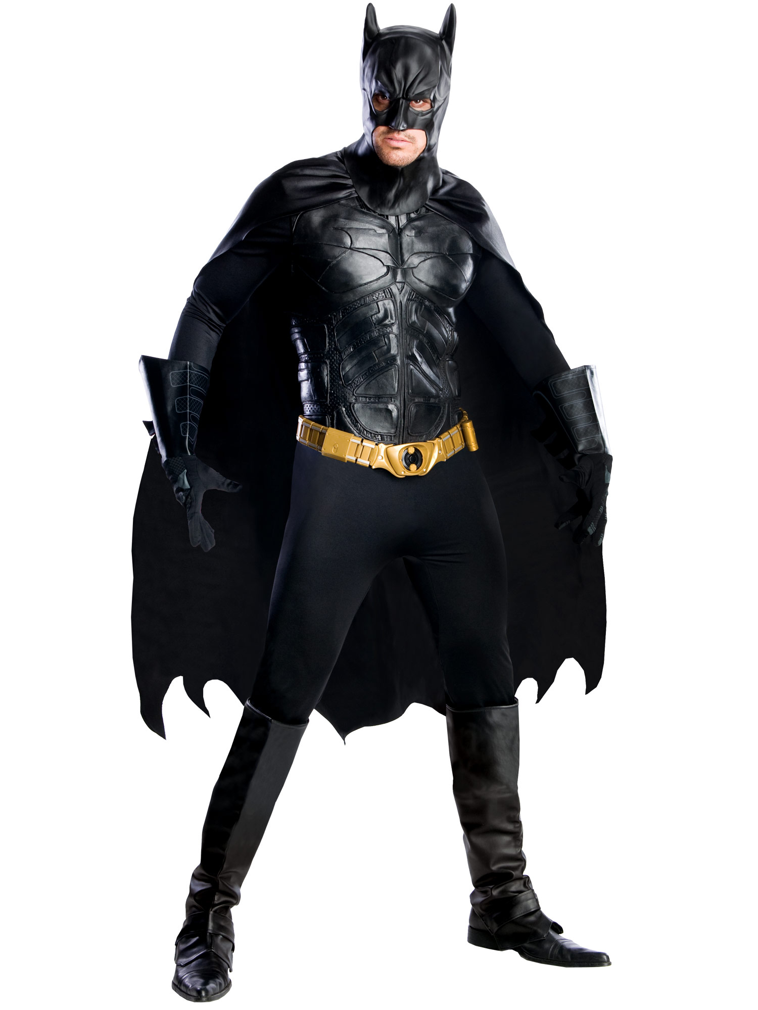 Rubie's Batman Costume For Men - Theatrical Quality - Small