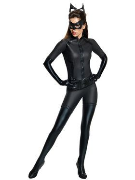 Collectors Edition Catwoman Women's Costume