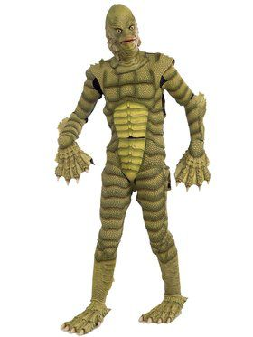 Collector's Edition Creature of the Black Lagoon Adult Costume