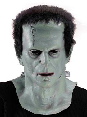Collectors Edition Frankenstein Scary Over Head Mask