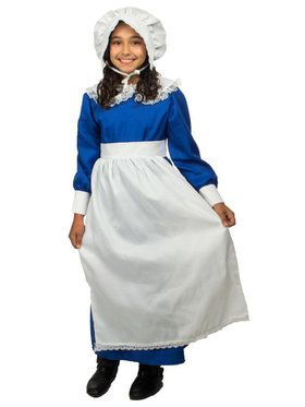 Colonial Girl Costume  sc 1 st  Wholesale Halloween Costumes & Pilgrim Costumes | Thanksgiving at Wholesale Halloween Costumes
