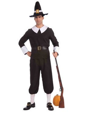 Colonial / Pilgrim Man Adult Costume