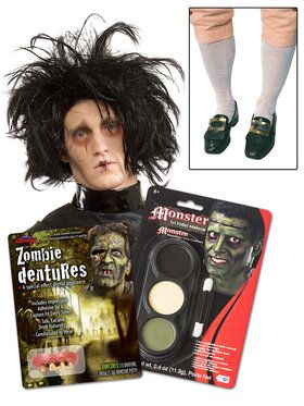Salem Colonial Hocus Pocus Zombie Movie Character Accessory Kit