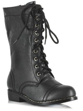 Combat Boots For Children