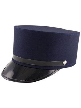 Conductor Hat - Blue