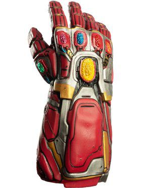 Avengers: Endgame Latex Nano Gauntlet for Adults