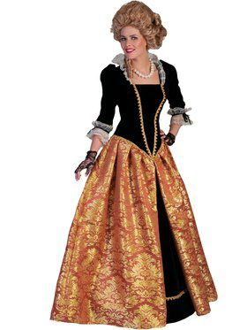 Constance at Court Women's Costume