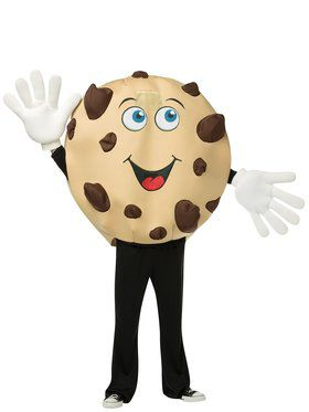 Cookie Mascot Adult Costume