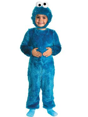 Cookie Monster Comfy Costume Infant Toddler