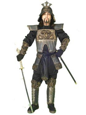 Costume Ad - Samurai Warrior Adult Costume
