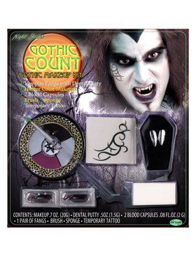 Count Makeup Kit