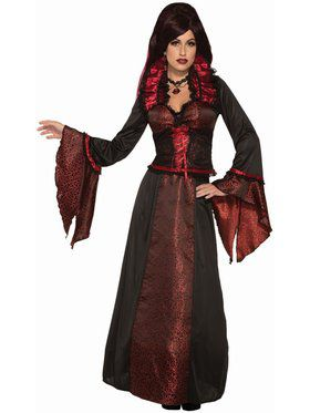 Countess Crimson Adult Costume