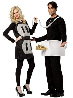 Couples Plug & Socket Costume