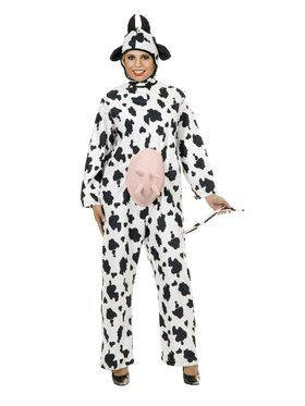 Women's Cow Abunga Costume