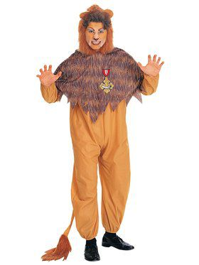 Cowardly Lion Adult Costume