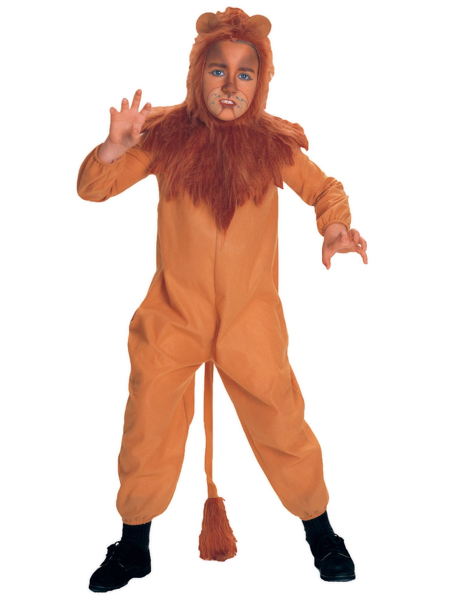 Rubie's Kids Cowardly Lion Costume