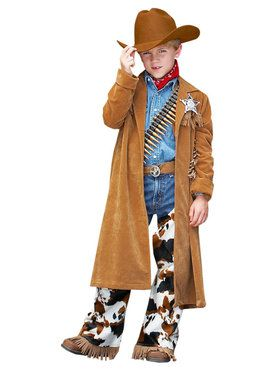Cowboy Duster with Hat