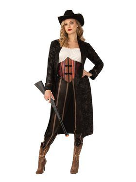 Cowgirl Costume for Adults