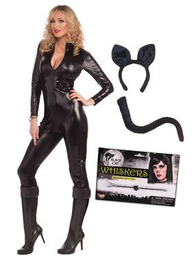Coy Cat Kit Black