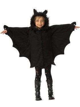 Snuggly Cozy Bat Costume