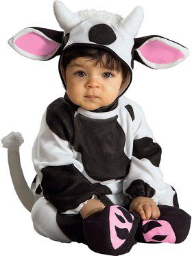 Cozy Cow Costume Toddler