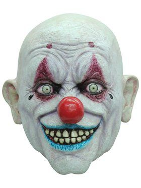 Crappy the Clown Mask for Adults