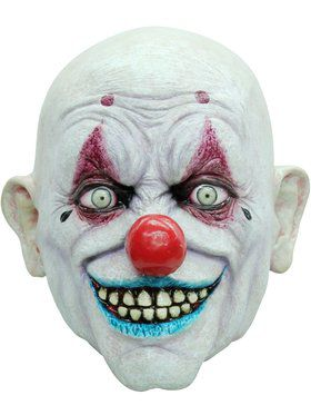 Crappy the Clown Over Head Erie Mask