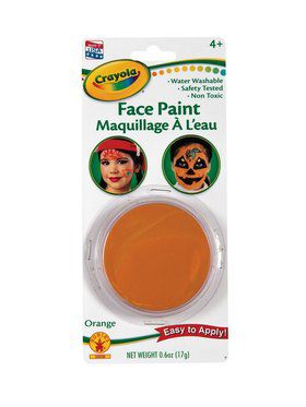 Orange Crayola Make Up Pods