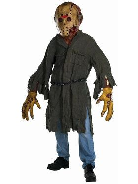 Creature Reacher Adult Jason Costume