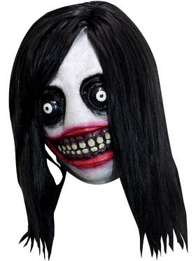 Creepypasta: J. the Killer Face Mask