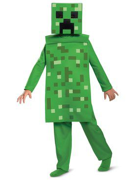 Creeper Jumpsuit Classic Child Costume